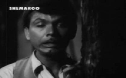 Johnny Walker as Charandas in Madhumati