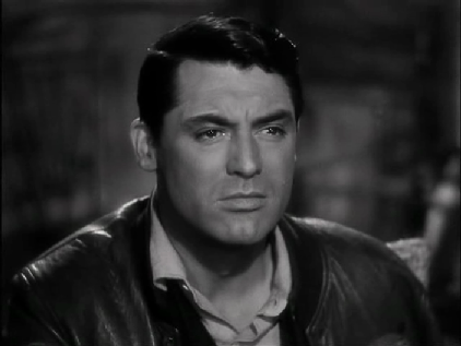 Cary Grant in Only Angels Have Wings