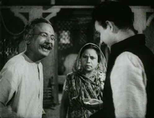 Govind and his parents