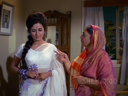 Neeta tells her mother about Shyam