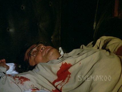 ... and Sethji is stabbed dead