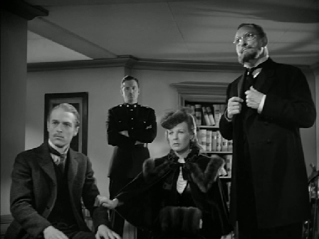 At the inquest, the Stapletons and Dr Mortimer