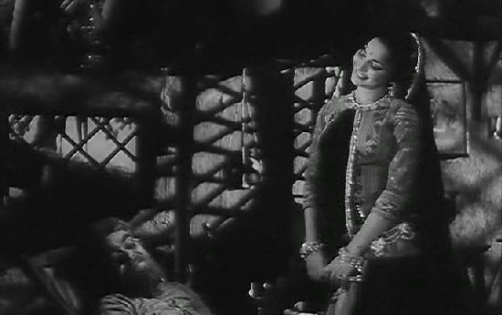 Radha and her uncle, Ram Lal