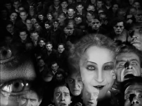 A frame from Metropolis