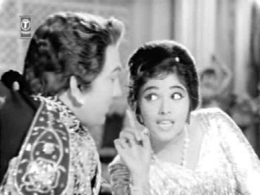 Laxmi Chhaya as a dancer in Phool Haveli