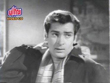 Shammi Kapoor in Tumsa Nahin Dekha