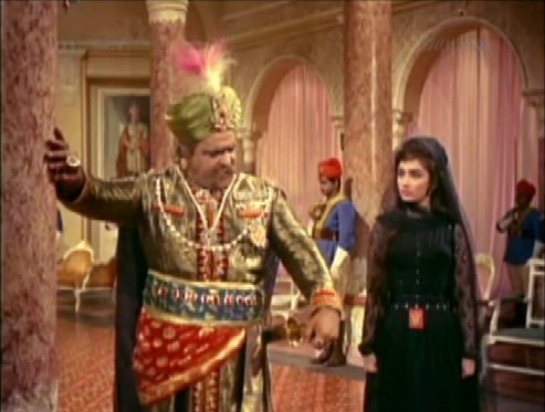 Sangeeta vows vengeance on the escaped Prince Bhanu