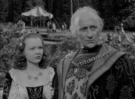 Camilla, with her husband, Count Marc Antonio Verano