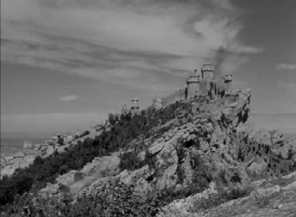 Citta del Monte, the seat of the Veranos