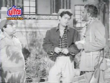 Rajpal finds himself being presented with another Shankar