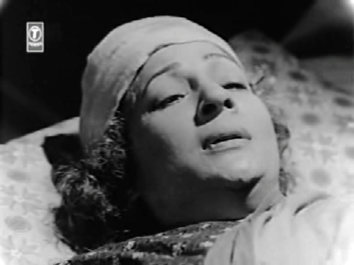 Ranjit's mother on her deathbed...