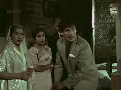 ... and Raju is forced to resort to theatrics to escape matrimony