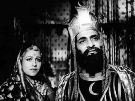 Babur and the princess try to stop bloodshed