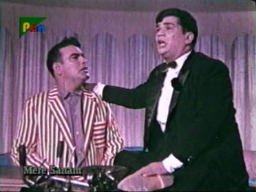 Baanke and Pyaare, who run the hotel