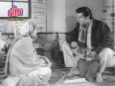 Shankar shows his disdain for his absentee father