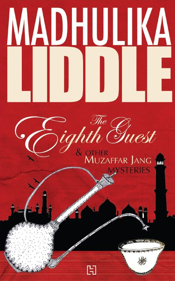 The Eighth Guest & Other Muzaffar Jang Mysteries book cover
