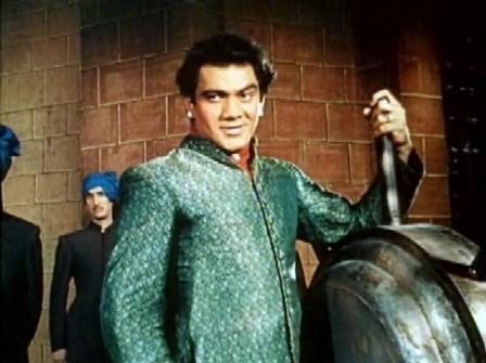 Shamsher has the Maharaja murdered