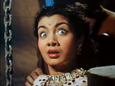 ... and Nimmi in Aan