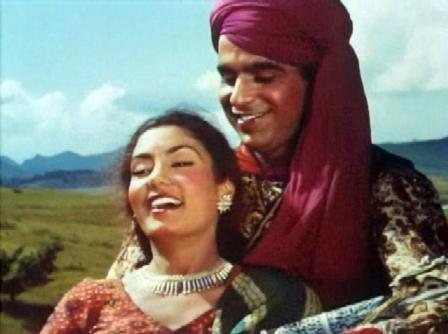 Mangala, in love with Jai