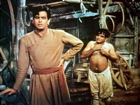 Chandan refuses - at Sardar Ma's orders - to forge a sword for Jai
