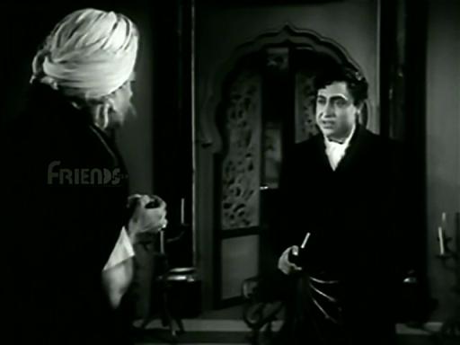 Shankar sends Krishna off on an errand