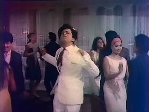 Edwina's dear friend Pamela appears in this dance