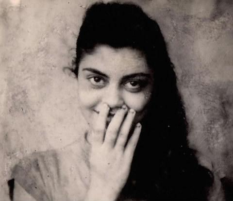 Edwina, at 16