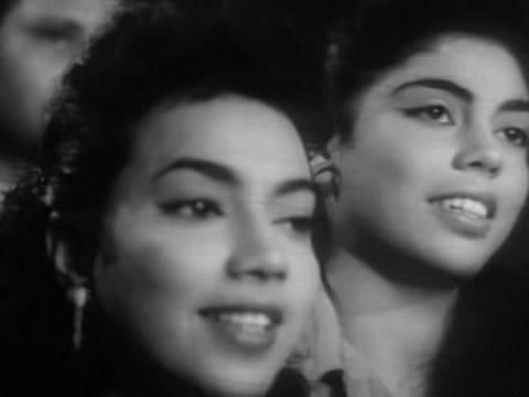 Teresa with Edwina