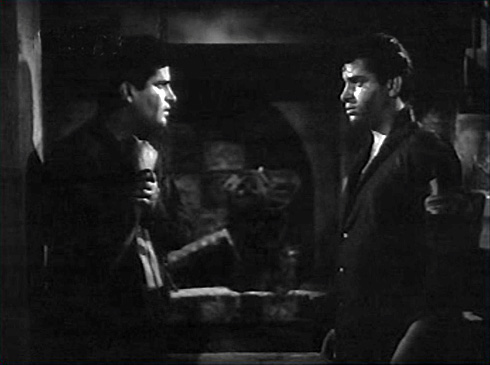 Shammi Kapoor as Mike and Shekhar in China Town