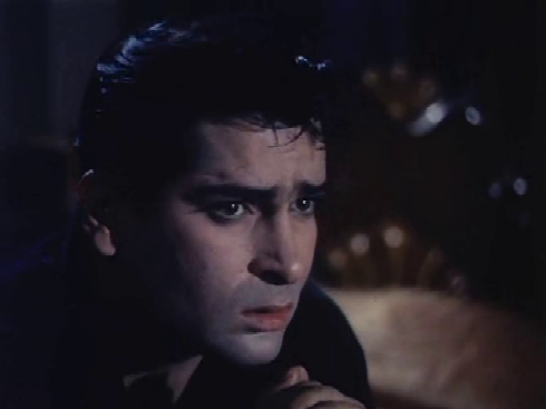 Shammi Kapoor as Shekhar in Junglee