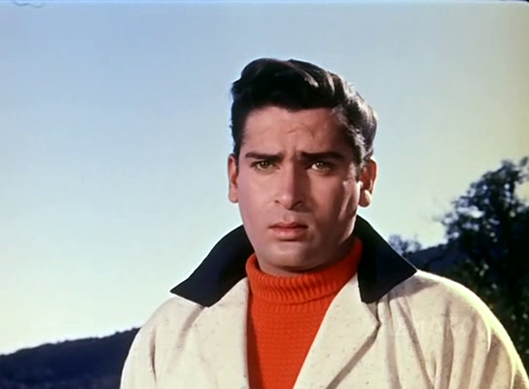 Shammi Kapoor in Professor
