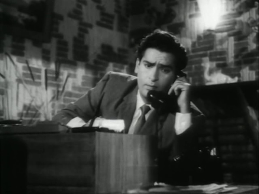 Shammi Kapoor in Singapore