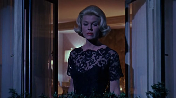 Doris Day in Midnight Lace