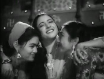 Dekhne mein bhola hai, from Bombai ka Babu