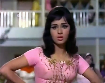 Leena Chandavarkar in Gaon ki main gori, from Humjoli