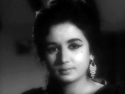 Nanda in Teen Deviyaan
