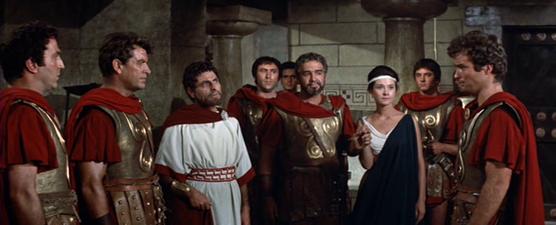 Leonidas takes a decision regarding Phyllon