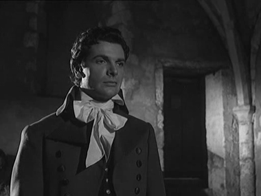 Paul Guers as Charles Darnay in A Tale of Two Cities