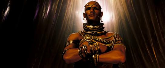 Rodrigo Santoro as Xerxes in 300