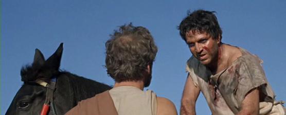 Agathon comes across Grellas in the Persian camp