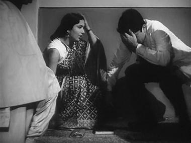 Kavita and Arun bump into each other