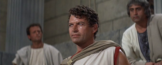 Leonidas speaks for the Spartans
