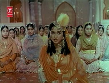 Jurn-e-ulfat pe, from Taj Mahal
