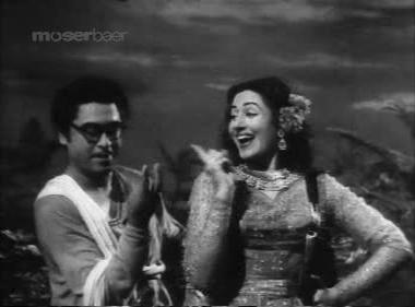Main sitaaron ka taraana, from Chalti ka Naam Gaadi