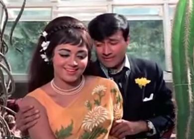Nafrat karnewaalon ke seene mein pyaar bhar doon, from Johny Mera Naam