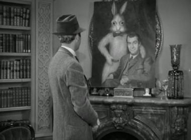 Elwood and Harvey - a portrait