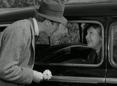 Elwood meets Mrs Chumley