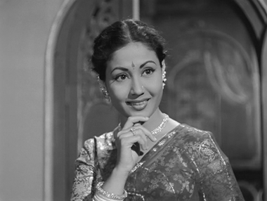 Meena Kumari in Azaad