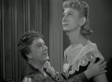 Veta tries to reassure Myrtle Mae