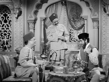 #441 and the inspector visit Khan Sahib
